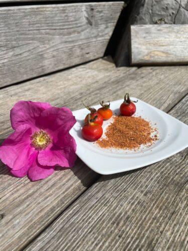 Read more about the article Hagebuttenpulver – Vitamin C Bombe